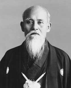 O Grande Mestre, Morihei Ueshiba