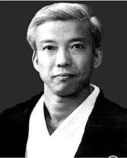Moriteru Ueshiba - 3º Doshu